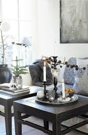 Winter Family Room Decorating Good Looking