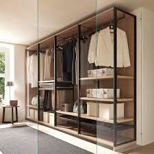 closets modernos madera