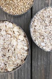 steel cut oats vs rolled oats vs