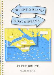 Portsmouth Tide Chart 2018 Solent Island Tidal Streams Amazon Co Uk Bruce Peter
