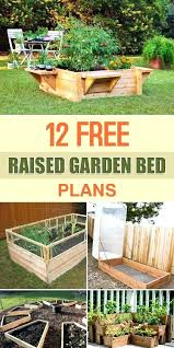 how do i build a raised bed vegetable garden free raised garden bed plans dream garden