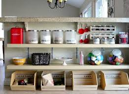 Small Kitchen Organizing Ideas - Under Counter Storage - Click Pic for 42  DIY Kitchen Organization