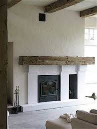 Cantilevered Hearth And Mantle, Concrete Fireplace Surround ...