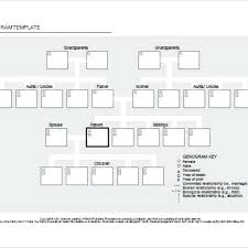 microsoft word genogram template template genograms template