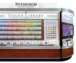menards exterior house paint. source · pittsburgh paints and stains digital inspiration studio kiosk menards exterior house paint