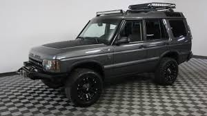 2004 LAND ROVER DISCOVERY GRAY - YouTube