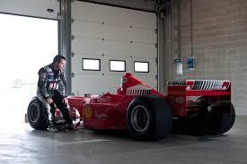 That ability to knit the. Michael Schumacher S Ferrari F1 Car Driven Evo