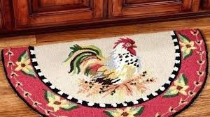 rooster kitchen rugs for the liberal french country rug design decor with