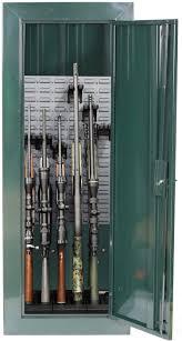 Stock On Gun Cabinet Steel 6 Gun Safe Retrofit Kit Comes With Back Panel Grids 6
