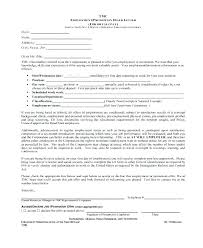 Conditional Offer Of Employment Letter Template Sample