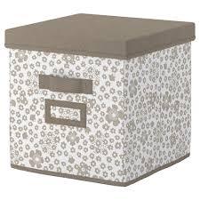 СТОРСТАББЕ Коробка с крышкой - <b>бежевый</b> - IKEA