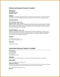 Mechanical Engineer Resume Objective Examples Sidemcicek Com