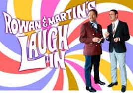 """Image result for 1968 - """"Rowan & Martin's Laugh-In"""", debuted on NBC TV."""