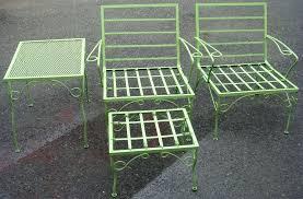vintage woodard wrought iron patio furniture cool outdoor info salterini cool vintage furniture o38 furniture