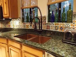 Mexican Tile Kitchen Backsplash Home Design 85 Cool Decorate A Living Rooms