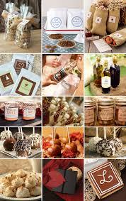 Edible Wedding Favors Ideas Homemade