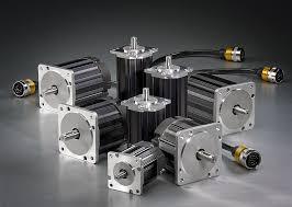 bldc ac servo motors w encoders