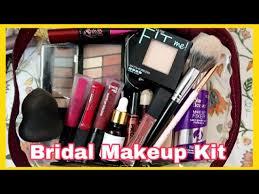 complete bridal makeup kit anindita