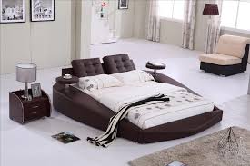 round bed furniture. aliexpresscom buy round bed king size top grain leather headrest soft bedroom furniture with tea table on side b72 from reliable d