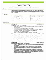 Cdl Driver Resume Newest Truck Driving Resume Truck Driver Resume