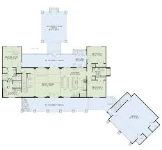 House Plans 2810 Square Feet French Country Home Design French Country Floor Plans