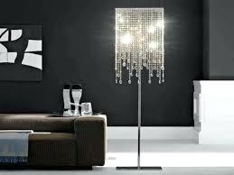 crystal floor lamp amazing chandelier crystal floor lamp chandelier standing lamp with regard to crystal floor lamp