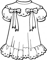 girly dress coloring page summer clothes coloring pages coloring pages on coloring pages clothes printable