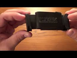 Clip On Magazine Holder Kytex magazine holder glock 100 YouTube 16