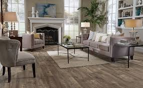 laminate in living room
