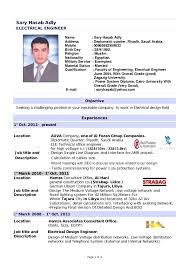 Resume Example Engineer Professional Mechanical Engineering Resume ...