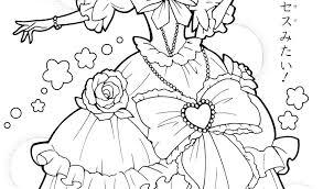 Coloring Disney Princess Princess Coloring Pages Free Princess