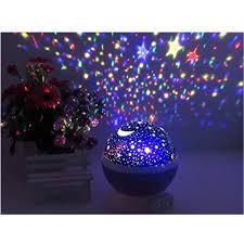Night Stars Bedroom Lamp 2017 Night Lighting Lamp 2 Gneration 4 Led Beads 3 Model Light