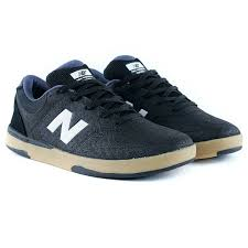 new balance skate shoes. new balance numeric pj stratford 533 black white gum skate shoes
