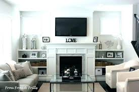 built ins around fireplace built ins around fireplace in cabinets living room contemporary with building vaulted