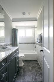 half bathroom floor tile ideas. floor tile dark bathroom bathroomdark subway tiles white closet and pedestal half ideas o