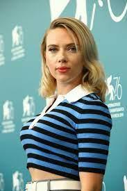 Actress - Scarlett Johansson