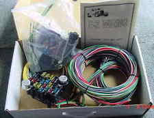 e z wiring harness in parts accessories e z wiring universal full car wire harness system 21 circut marked copper wire