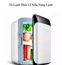 Tủ Lạnh Mini 2 Chiều Nóng Lạnh. Tủ lạnh 10L dùng cho xe hơi, phòng ngủ, khách  sạn