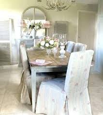 shabby chic dining chairs shabby chic dining chair inspiring shabby chic dining room chair covers for