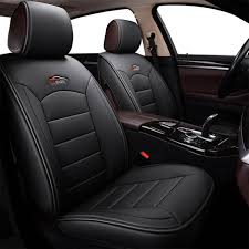 standard version car suv pu leather seat cover for nissan altima sentra rogue