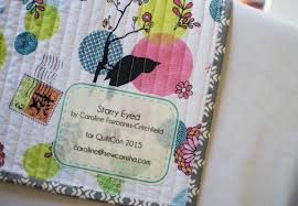 Quilt Labels! {free printable} — SewCanShe | Free Sewing Patterns ... & Quilt Labels! {free printable} Adamdwight.com