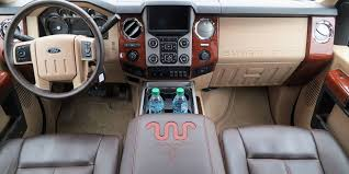 ford trucks 2015 interior. the interior of fordu0027s new super duty fseries trucks has all creature comforts ford 2015