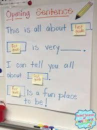 Topic Chart For Writing Top Ten Writing Tips