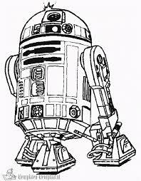 Star Wars Kleurplaat