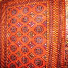 persian rug oriental carpet genuine sarouk afghan afghanistan 4x