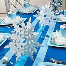 Gallery Of Winter Party Decorations Snowflake Supplies Alive