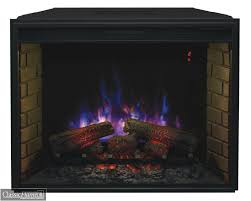 electric fireplace classic flame insert 33