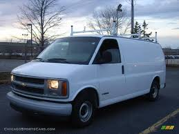 2001 Chevrolet Express Cargo - Information and photos - ZombieDrive
