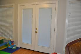 image of furniture blinds for french doors