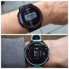 Garmin Watch Comparison Chart 2015 Garmin Forerunner 225 Vs 235 Comparison Verdict Review